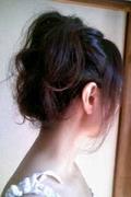 profilephoto,髪型右側